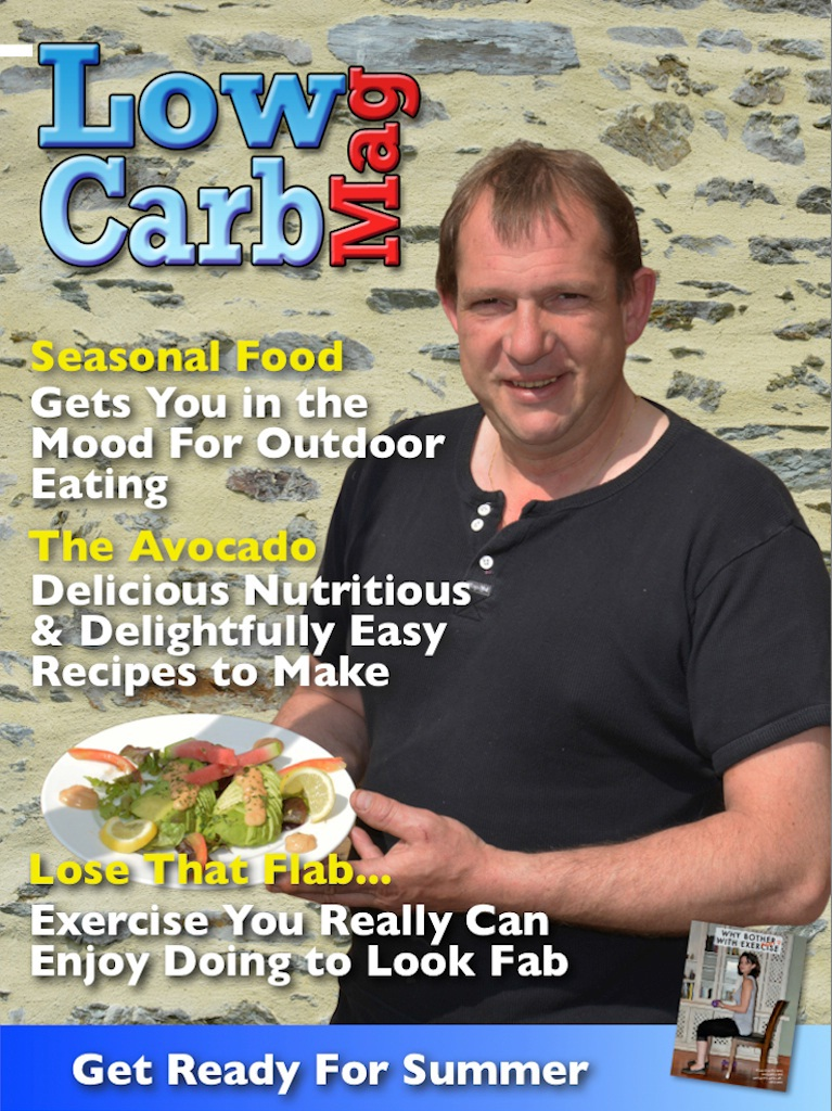 Low Carb Mag June Edition