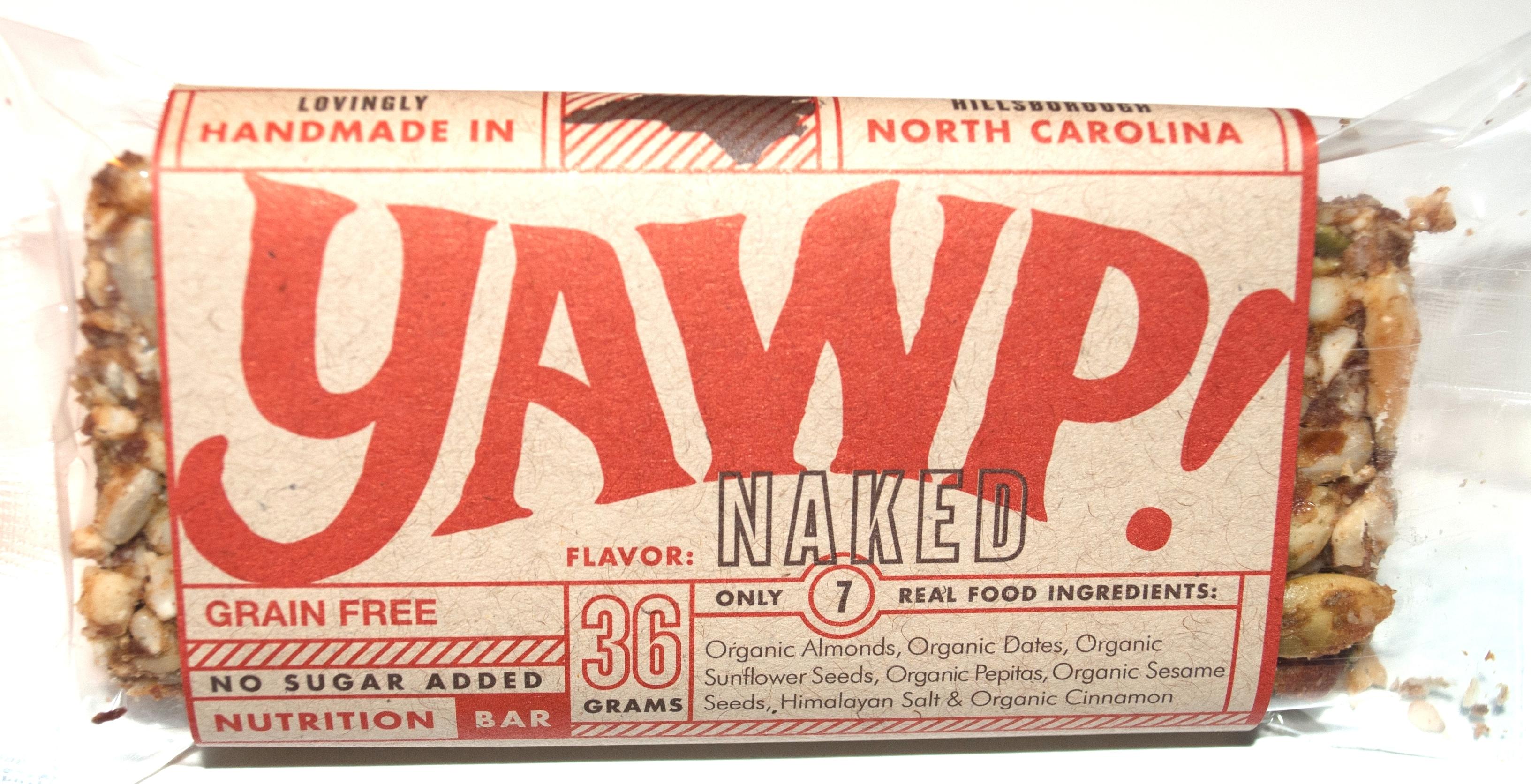 Yawp Naked